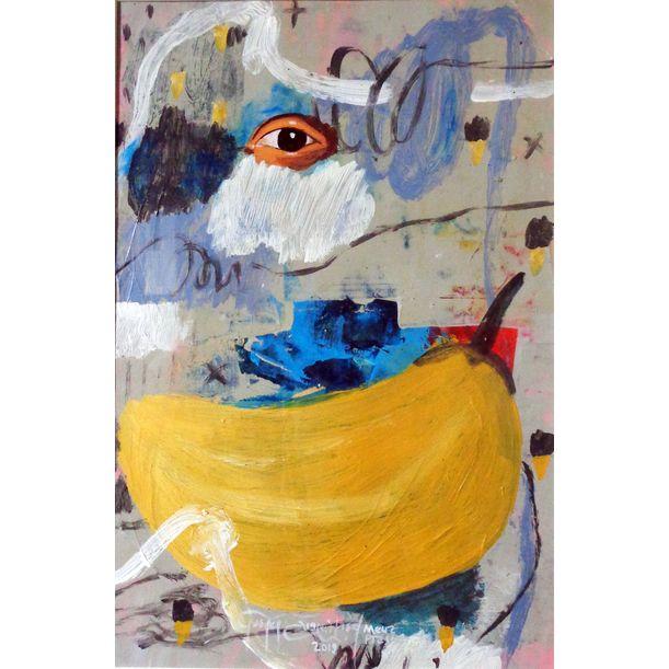Eyes Series #5 by Meuz Prast