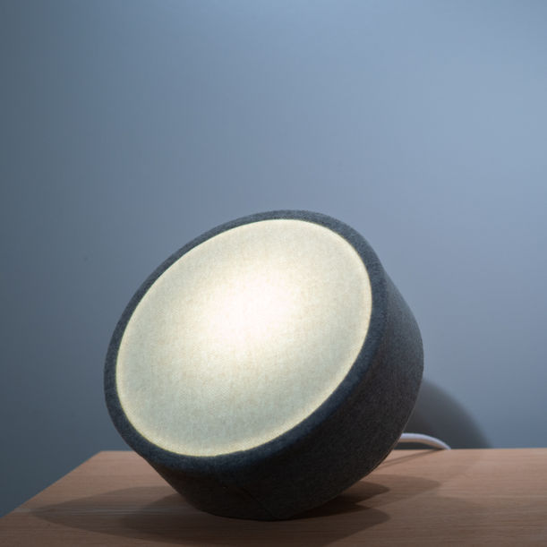 Felto table lamp / light grey by Studio Lampent