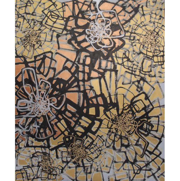 Golden Debussy by Fuen Chin