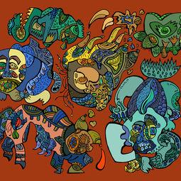 BAD TEMPER by Jingjing Fang