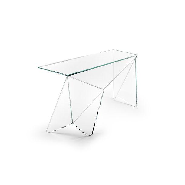 Origami Slim Desk by Barberini & Gunnell