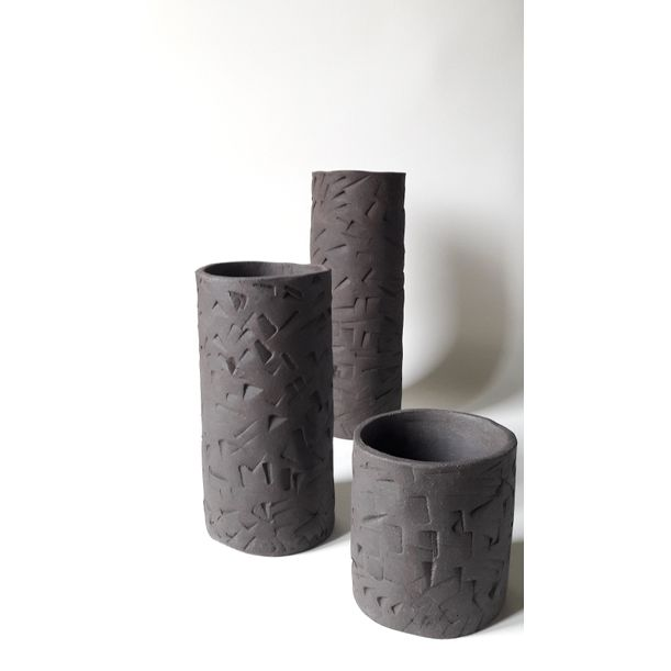 "Vases ""Chaos"" by françoise bergaglia"