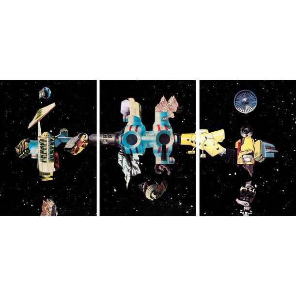 Celestial Deities, Heavenly Stars 2 by Resatio Adi Putra