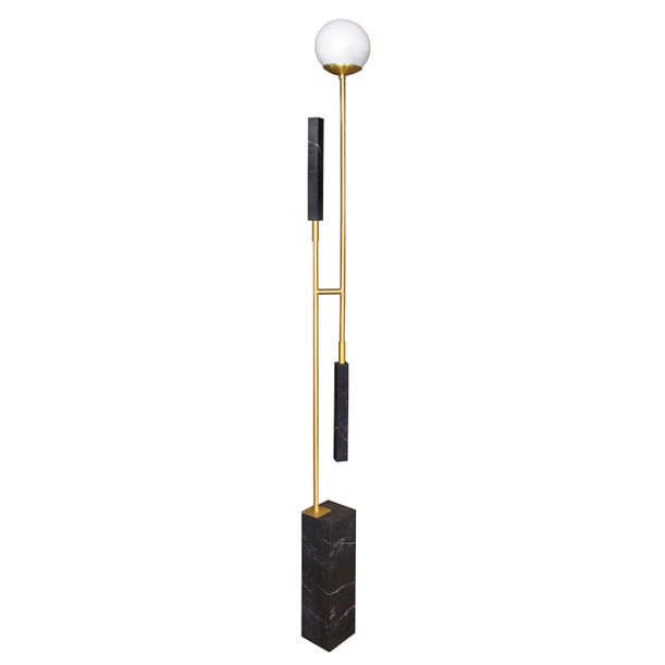 Minimal Floor Lamp by CORS