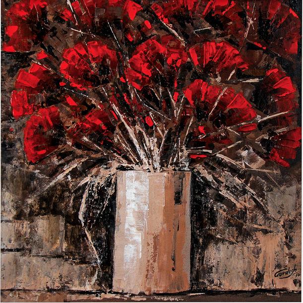 Floral 15 by Gurdish Pannu