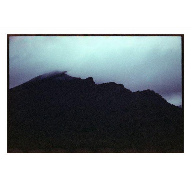 Grampians Mountain Cloud #7 by Damian Seagar