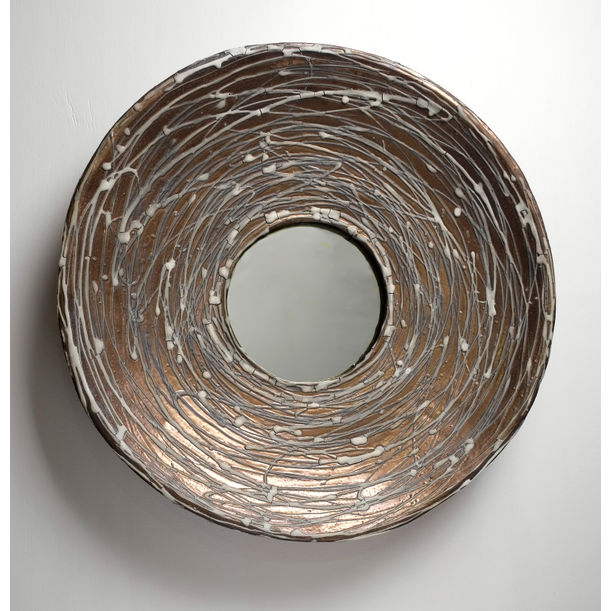 Mirror - Sculptural Decor by Beverly Morrison