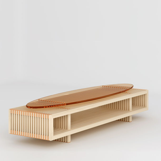 Coffee table - vibes collection by decoaid