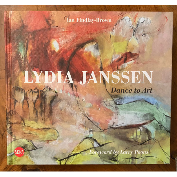 Lydia Janssen: Dance to art by Ian Findlay Brown