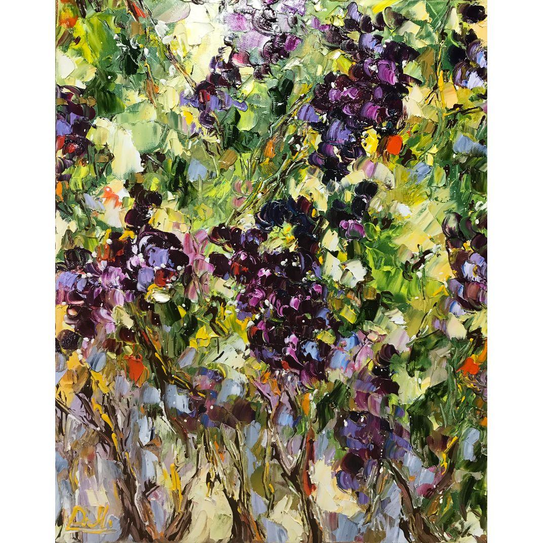 Grapes by Diana Malivani