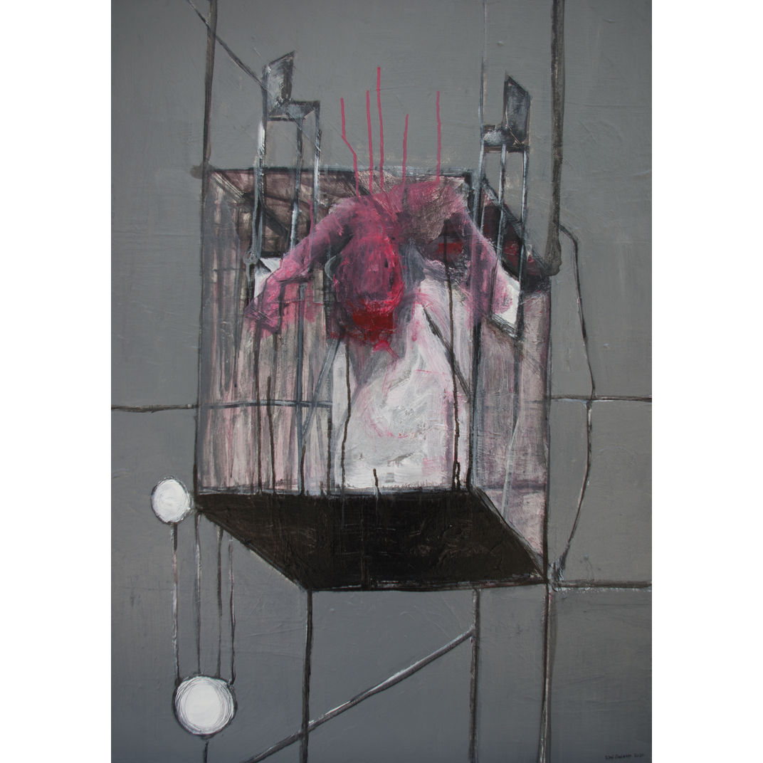 Subconscious box by Simi Gatenio