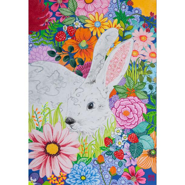 The Rabbit by Chris Chun
