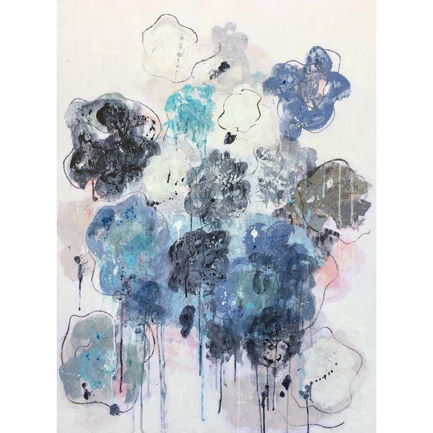 Bloom in Wisley Garden I by Angelika Millmaker