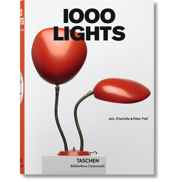 1000 Lights by Charlotte & Peter Fiell