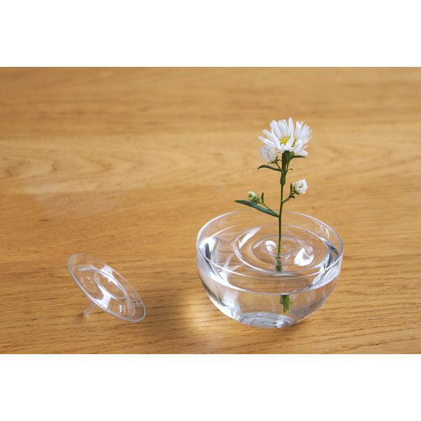 Floating Vase / RIPPLE by Taku Omura