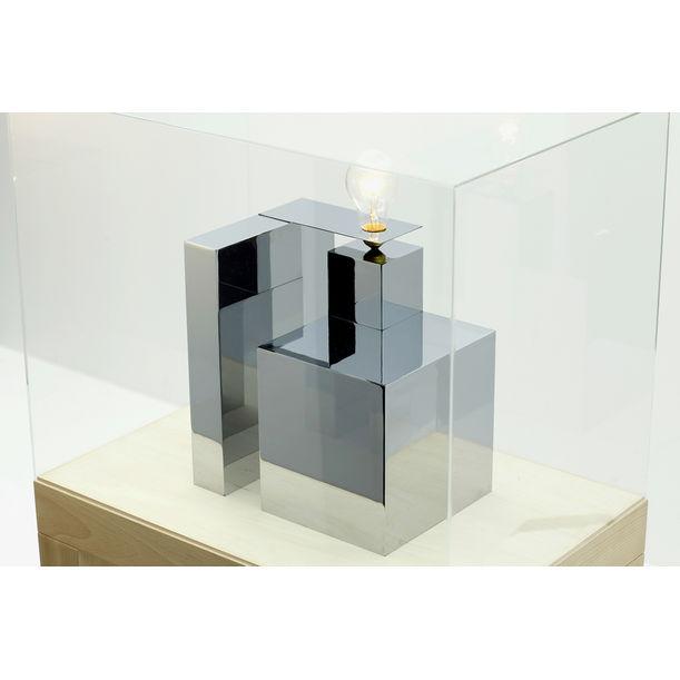 shape of electric transmission A by Kouichi Okamoto / Kyouei Design
