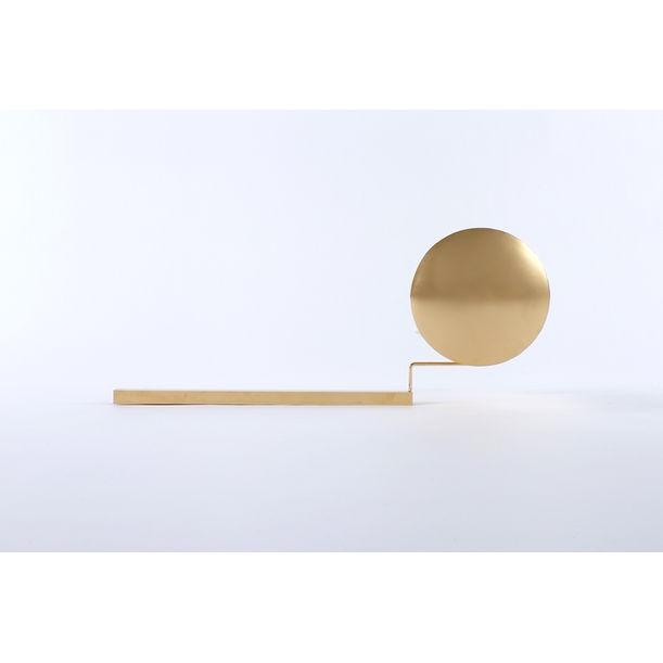 dish of light A by Kouichi Okamoto / Kyouei Design