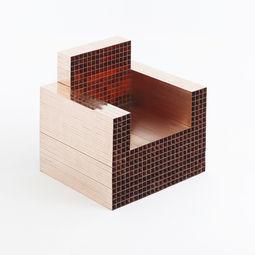 construction chair by Kouichi Okamoto / Kyouei Design