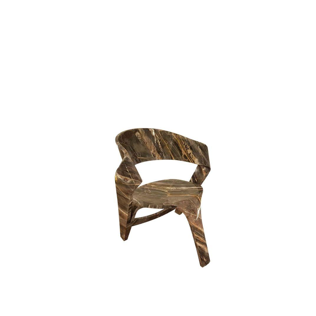 Zel Chair by MM Galleri