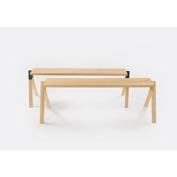 People's Bench by People's Industrial Design Office