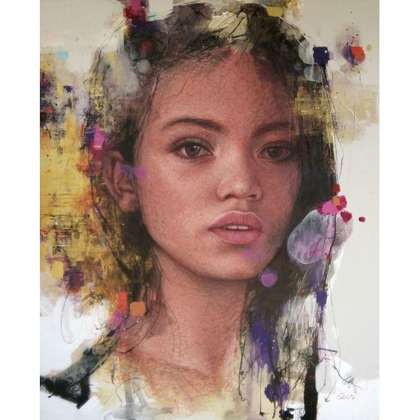 Miss No 11 by Suryadi Suyamtina