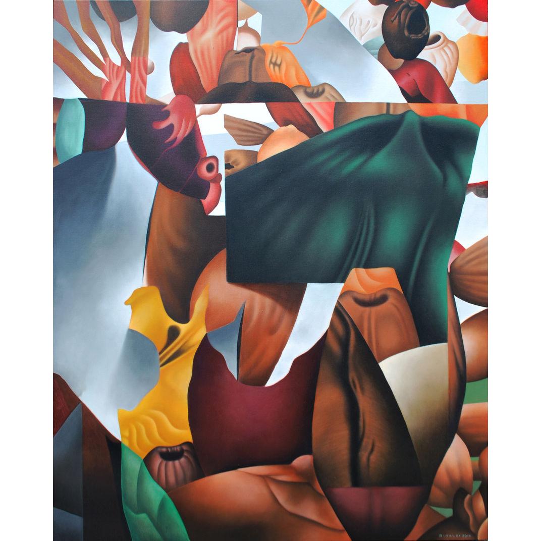 Object Composition by Rinaldi Syam