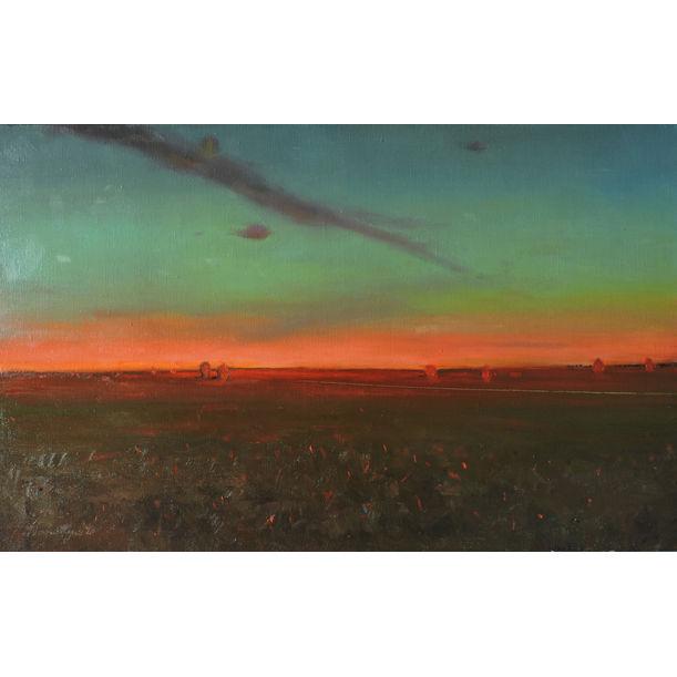 Autumn sunrise by Igor Sokolov