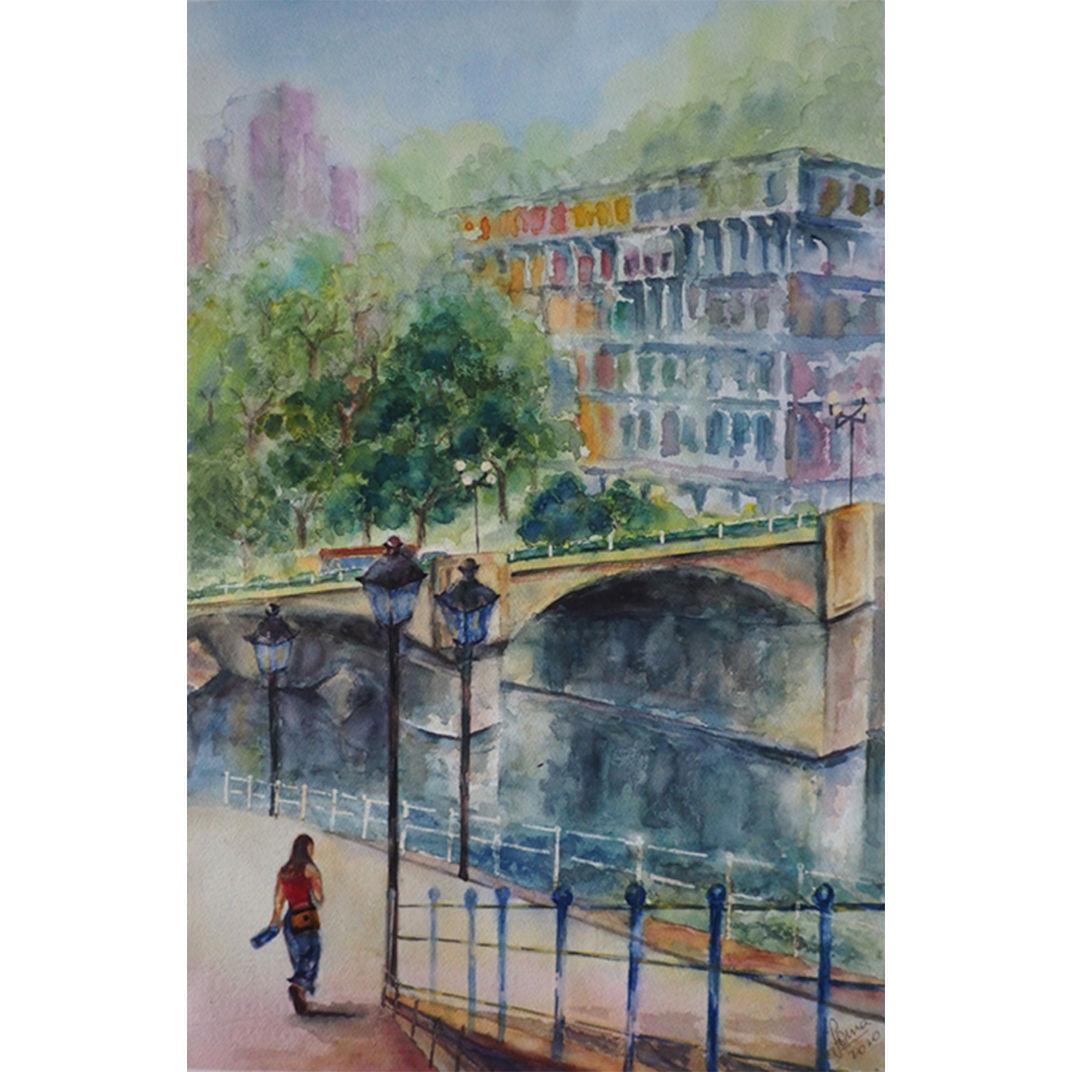 Coleman's Way by Soma Pradhan