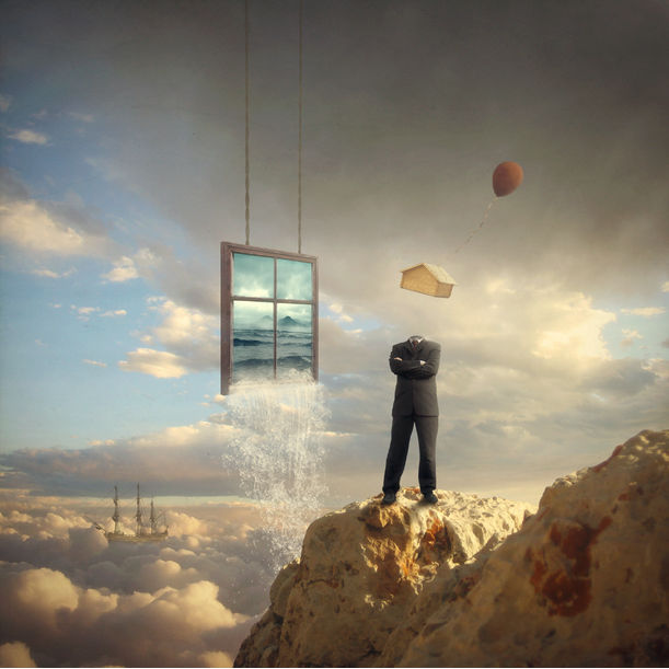 The Irregularites of Discernment by Michael Vincent Manalo