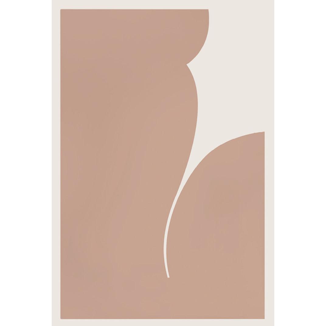 Body Language IV (Soft Clay) by Caroline Walls
