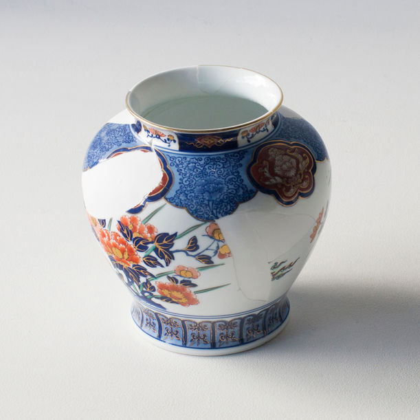 Reconstructed Ceramic #1 by Norihiko Terayama