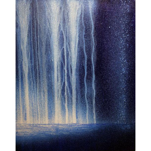 Blue Mist by Rashmi Soni