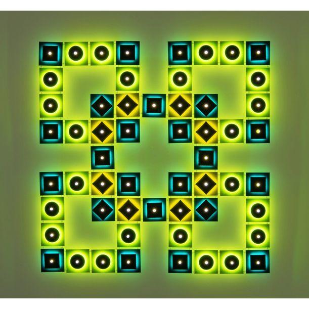 Lightshift 3 by Carol Salmanson