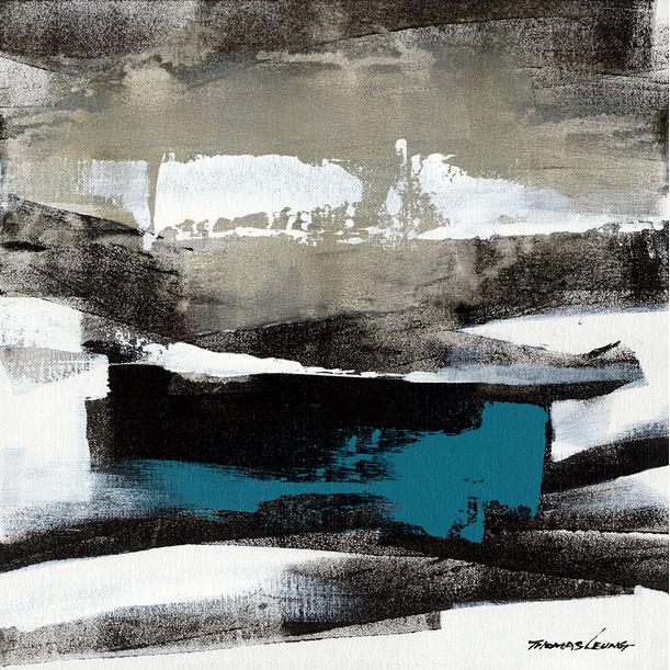 Abstract - Sea # 1 by Thomas Leung
