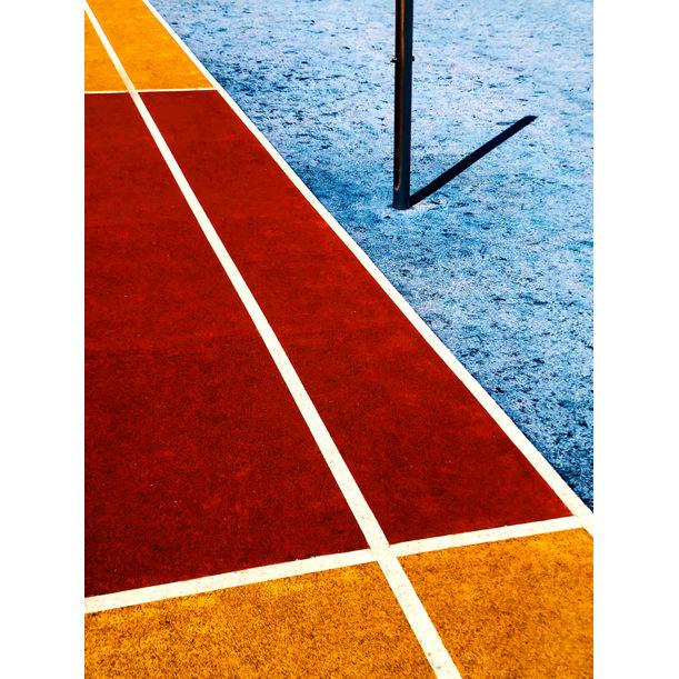 Colors & Line - 1 by Lau King