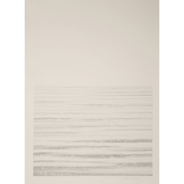 Calm Sea 3, Over 50,000 circles by Despa Hondros