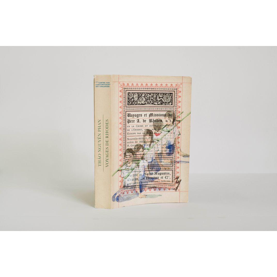 Thảo Nguyên Phan: Voyages de Rhodes by Ute Meta Bauer and Anca Rujoiu