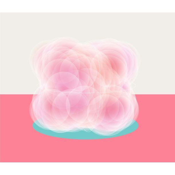 song of pink by Surat Tomornsak