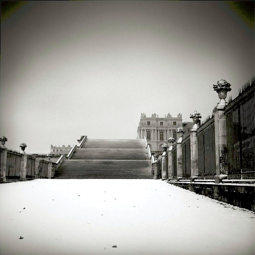 Versailles - les Cents Marches by Jerome LeTellier