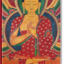 Thomas Laird. Murals of Tibet