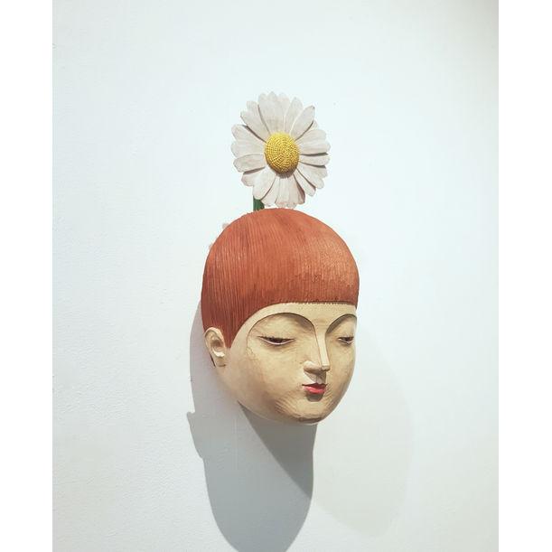 Word Coming Inwards: Flower by Daisuke Teshima