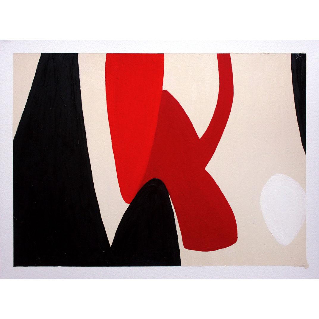 Untitled X by Alejandra Quintanilla