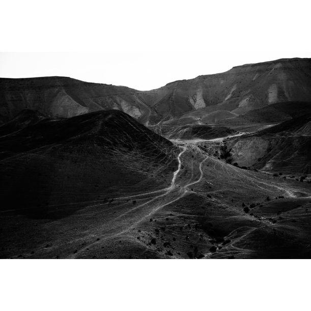 Mountains of the Judean Desert 5 by Tal Paz-Fridman