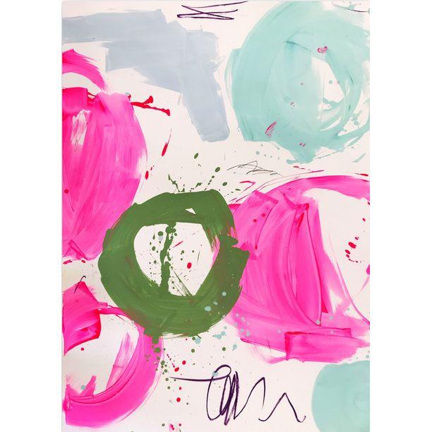 Dashing into the day 3 by Manuela Karin Knaut
