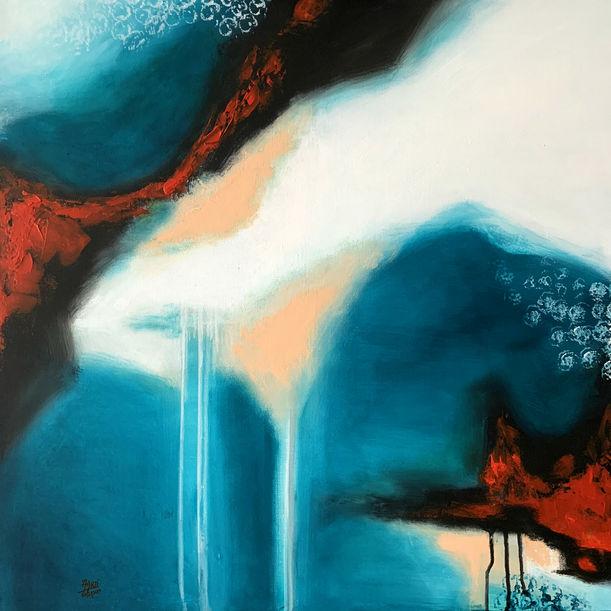 Metamorphosis - Sea Stories by Aarti Bartake