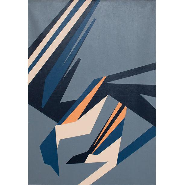 """""""Birds №2"""". Triptych """"Birds"""" by Rena Averina"""