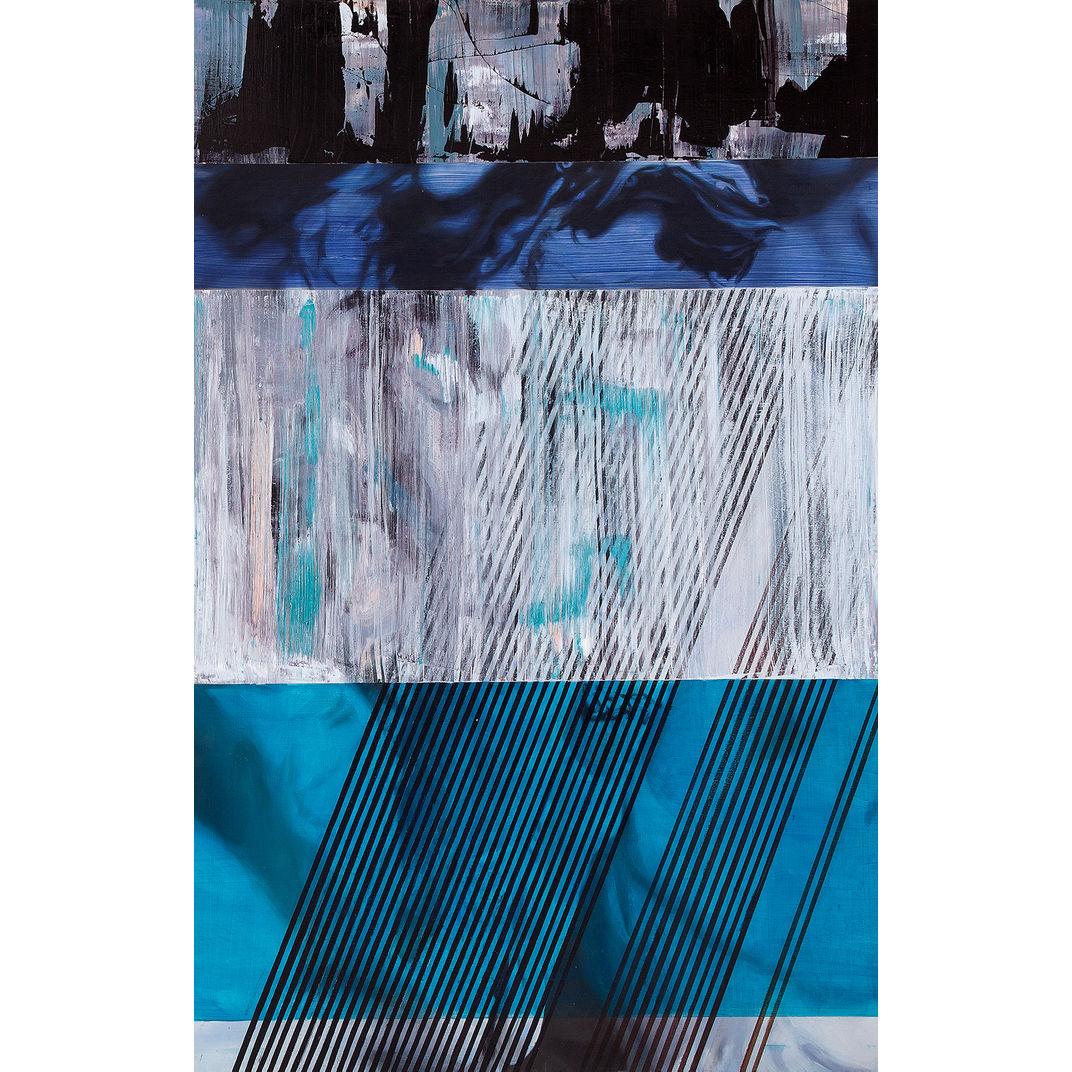 God Artemis (Mythological Abstract series) by Haerim Lee (aka Rim Lee)