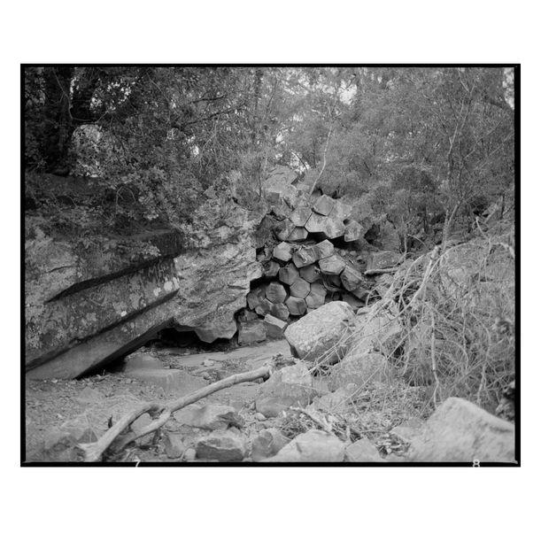 Sawn Rocks #2 by Damian Seagar