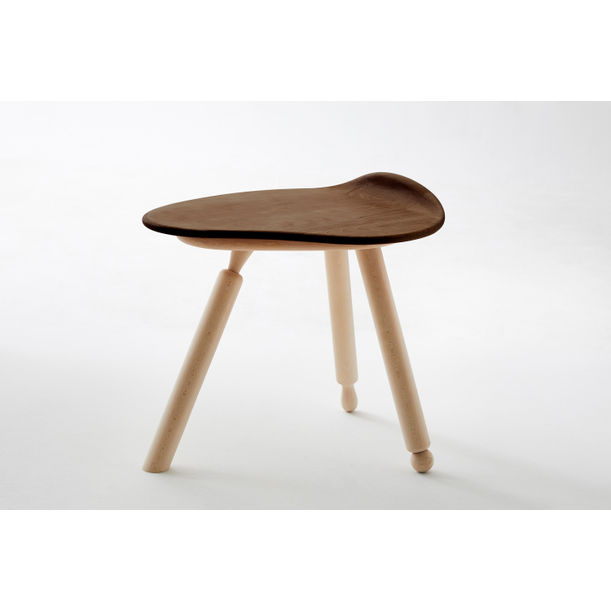 COOKING COLLECTION #2 TABLE (Walnut) by Sangyoon Kim  /  Listen Communication