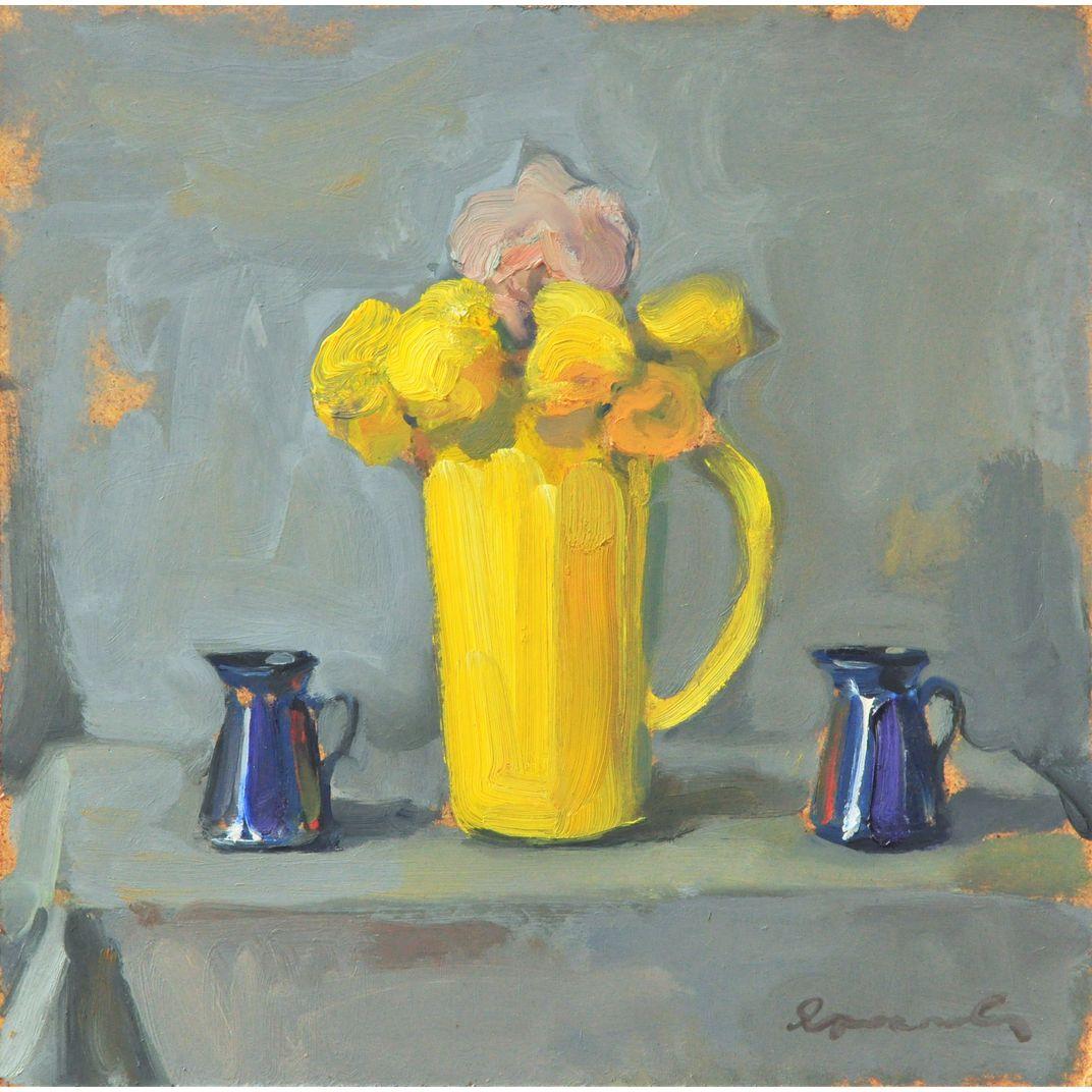 Yellow Roses by Yaroslava Tichshenko